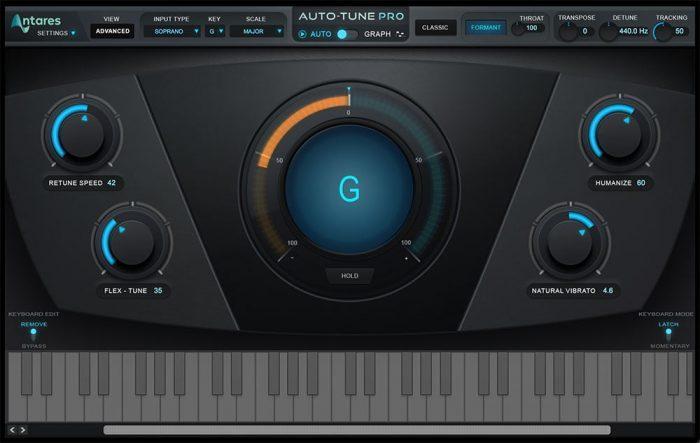 Antares Auto-Tune Pro Basic
