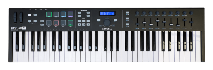 Arturia KeyLab Essential Black Edition 61