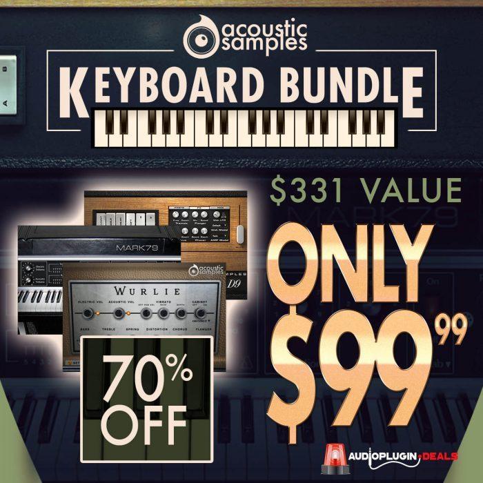 Audio Plugin Deals Acousticsamples Keyboard Bundle