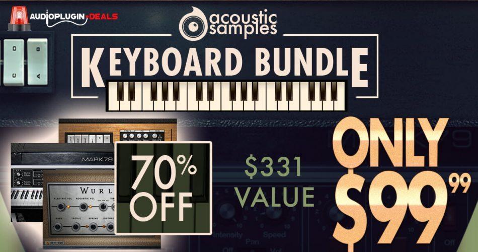 Audio Plugin Deals Acousticsamples Keyboard Bundle feat