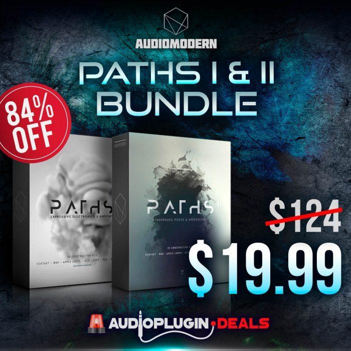 Audio Plugin Deals Audiomodern Paths Bundle