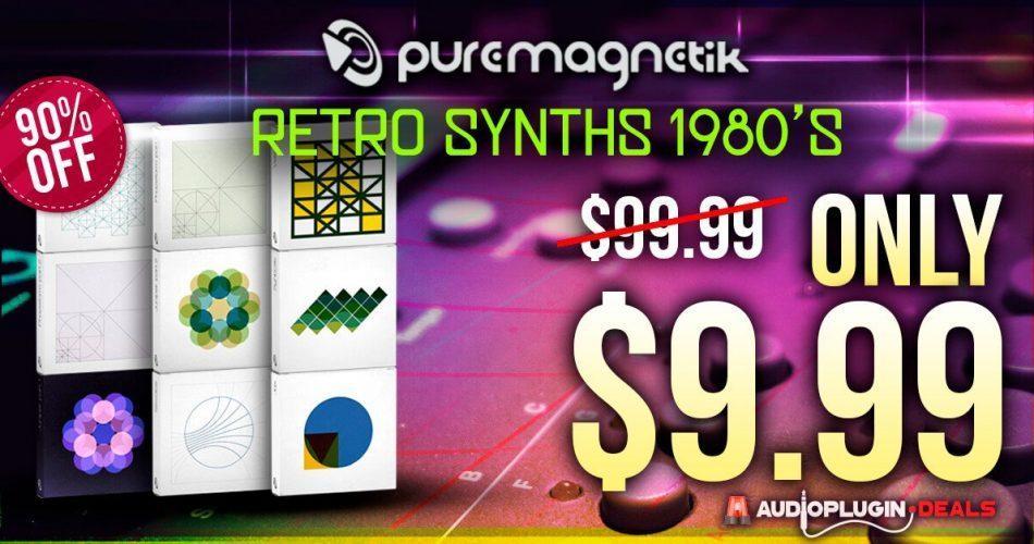 Audio Plugin Deals Retro Synths 1980s