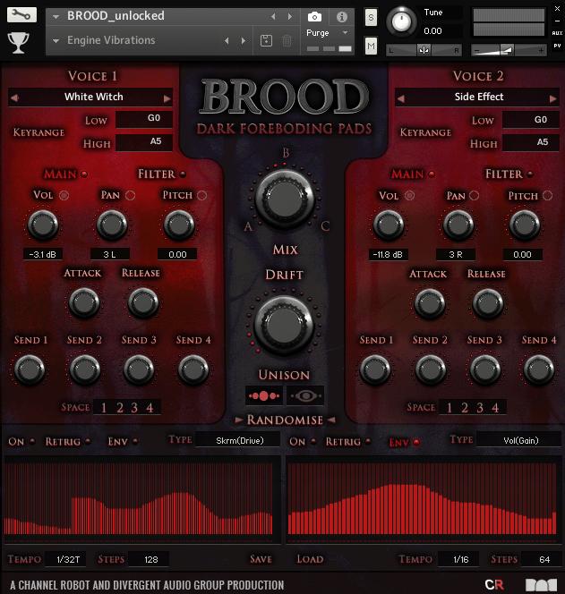 Audio Reward Brood
