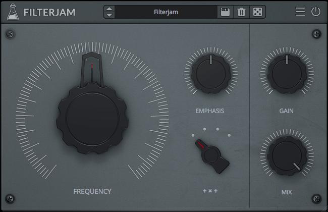 AudioThing FilterJam