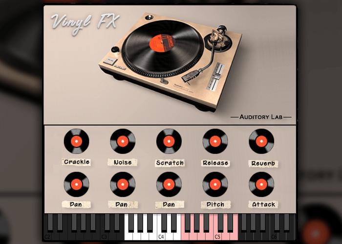 Auditory Lab Vinyl FX