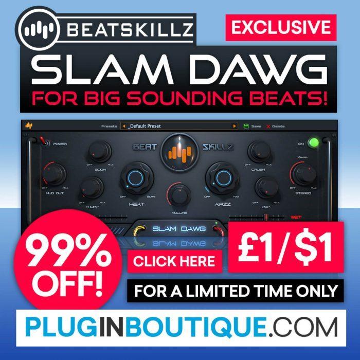 BeatSkillz Slam Dawg 99 off sale