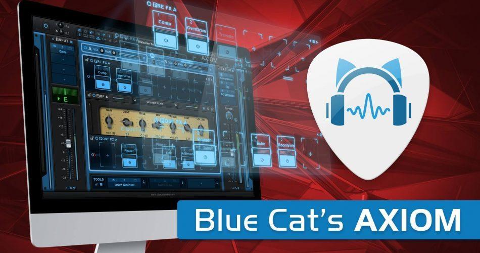 Blue Cat's Axiom