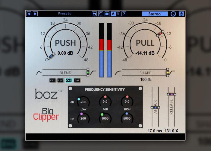 Boz Digital Labs Big Clipper