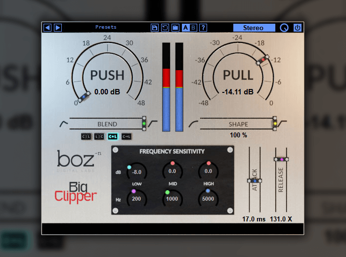 Boz Digital Labs Big Clipper