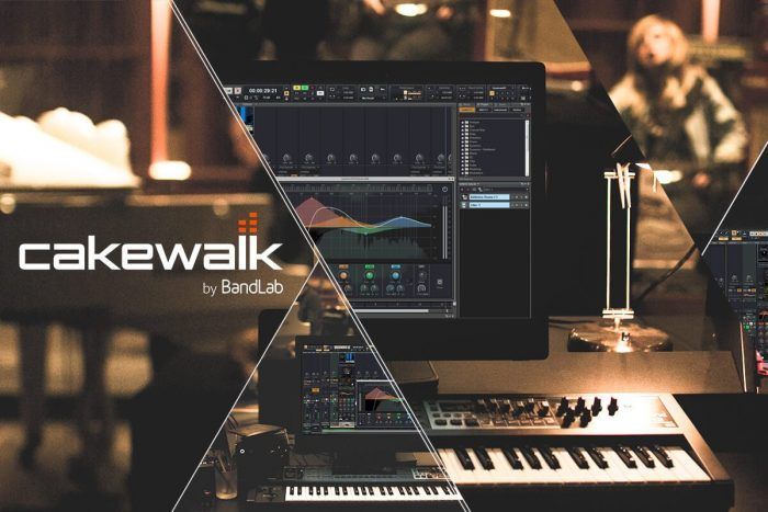 Cakewalk by BandLab