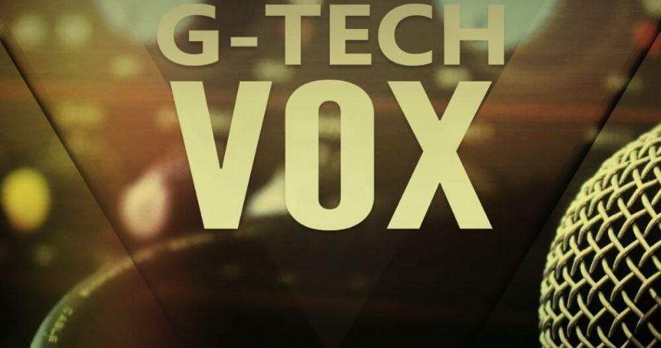 Datacode FOCUS: G-Tech Vox