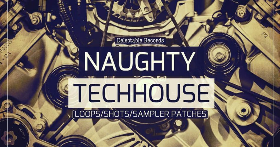 Delectable Records Naughty Tech House