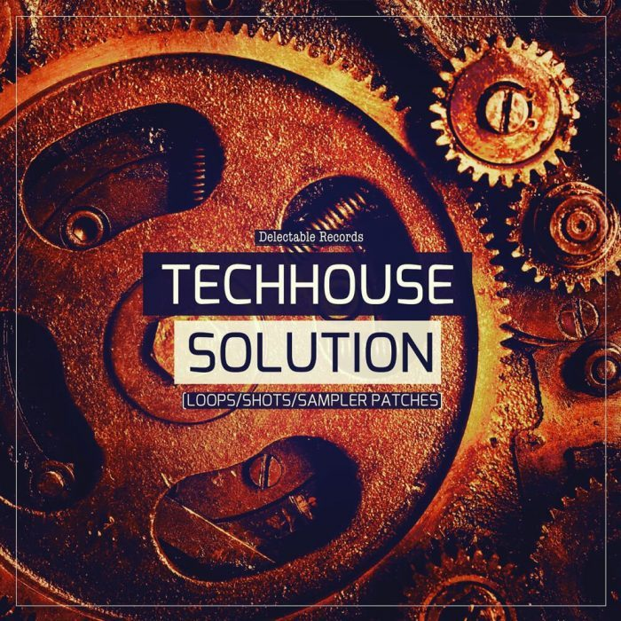 Delectable Records Tech House Solution
