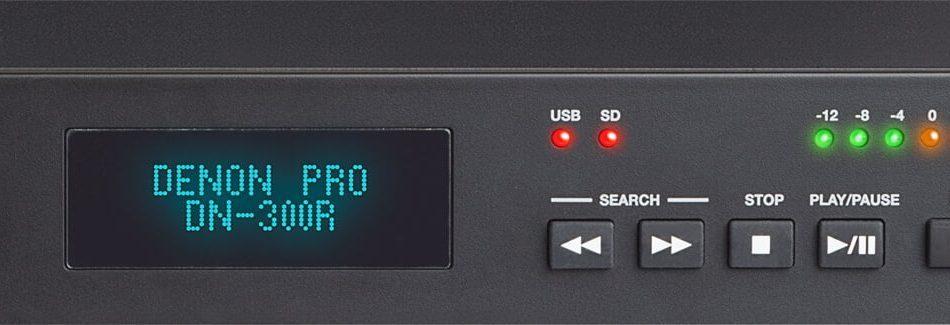 Denon Pro DN-300R