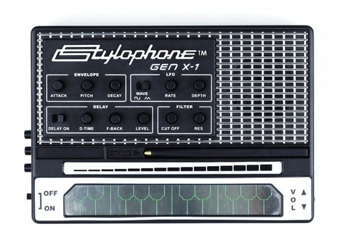 Dubreq Stylophone GenX 1