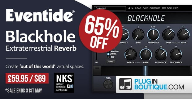 Eventide Blackhole NKS sale