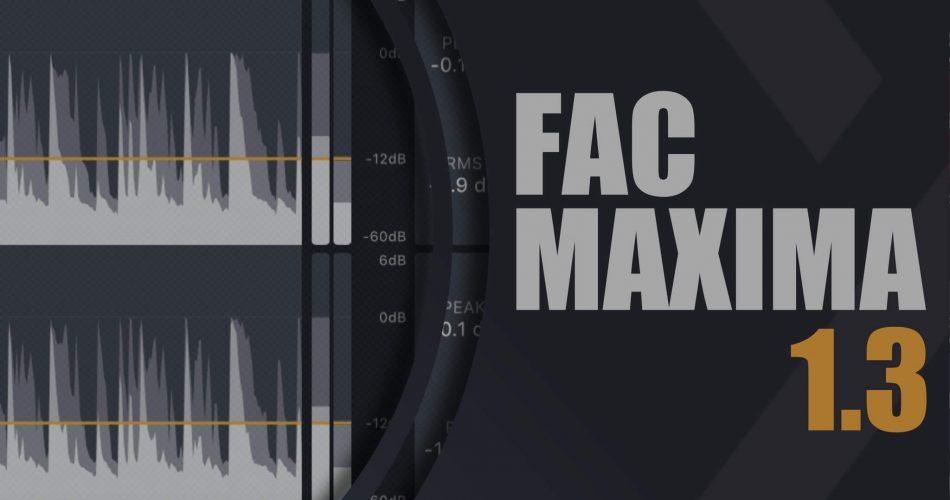 FAC Maxima 13