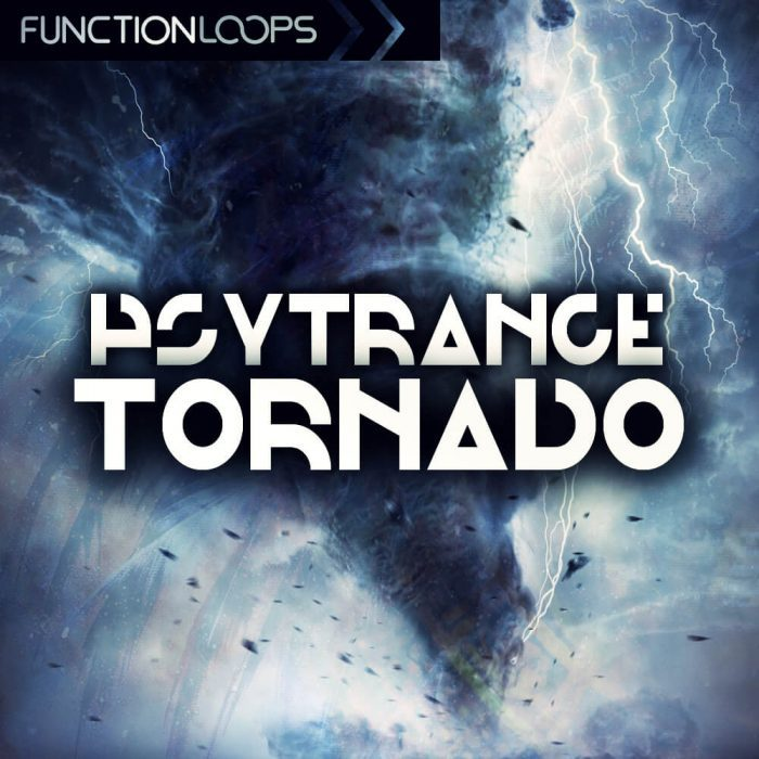 Function Loops Psytrance Tornado