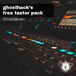 Ghosthack Free Taster Pack