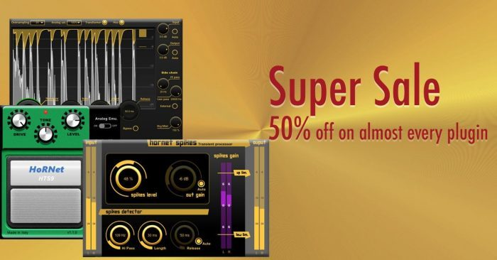 HoRNet Super Sale