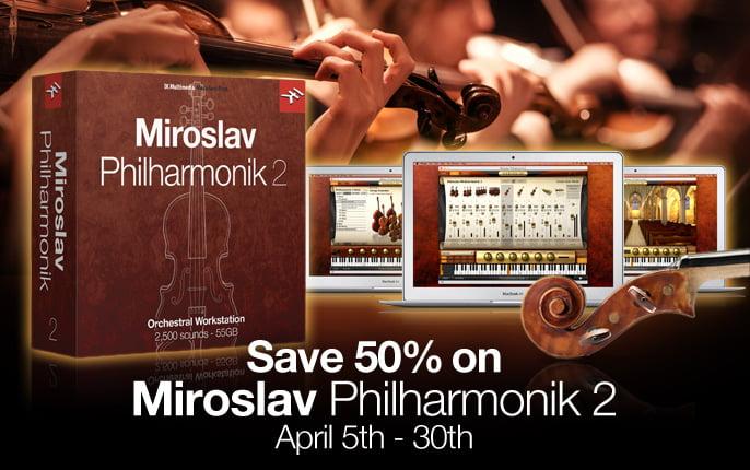 IK Multimedia Spring Strings