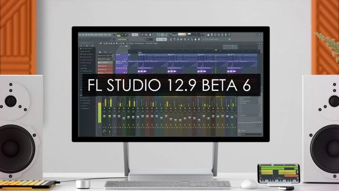 Image Line FL Studio 12.9 beta6
