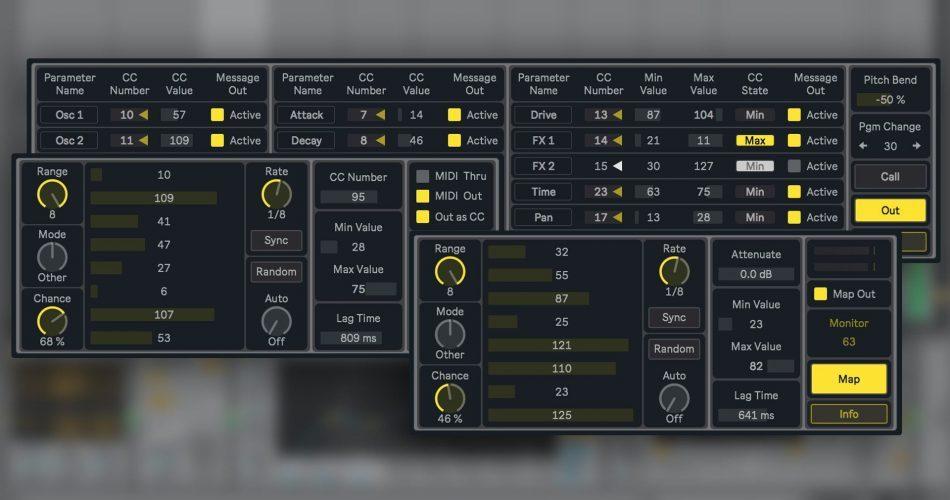 Isotonik Studios Noiss Coko Control Pack