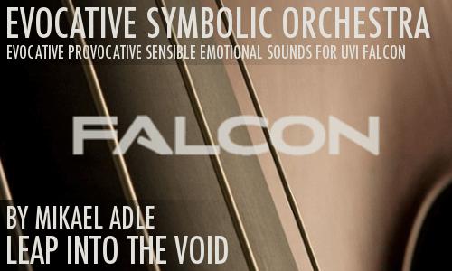 Leap Into The Void Evocative Symbolic Orchestra