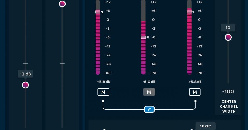 Leapwing Audio CenterOne v2