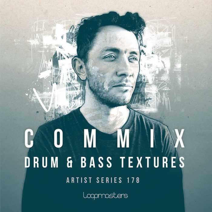Loopmasters Commix Drum & Bass Textures