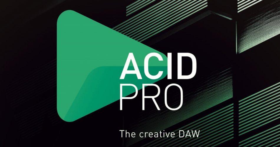 Magix Acid Pro 8 banner