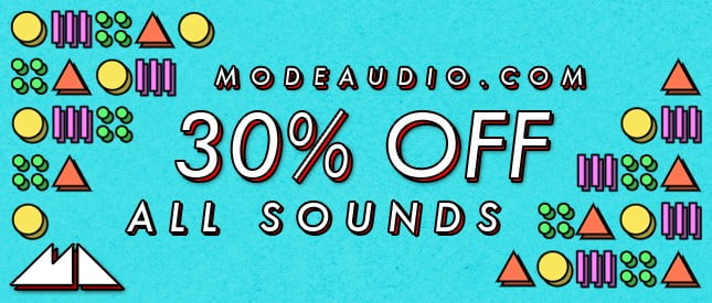 ModeAudio Easter Sale 2018