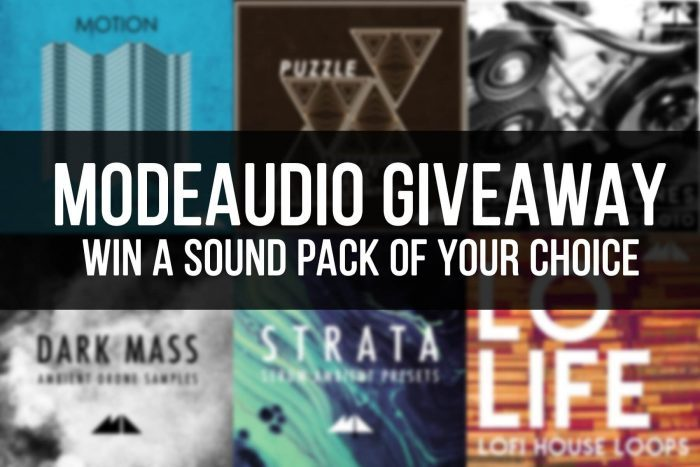 ModeAudio Giveaway