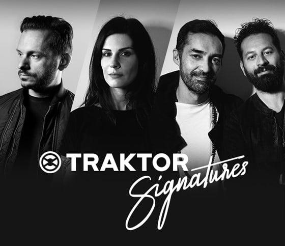 NI Traktor Signatures