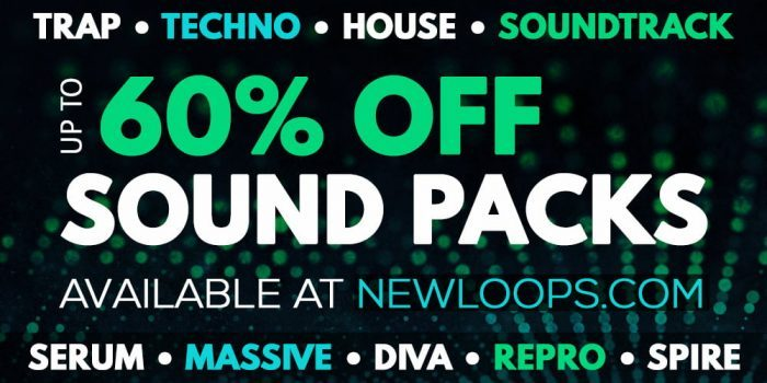 New Loops 60 Off Sound Packs