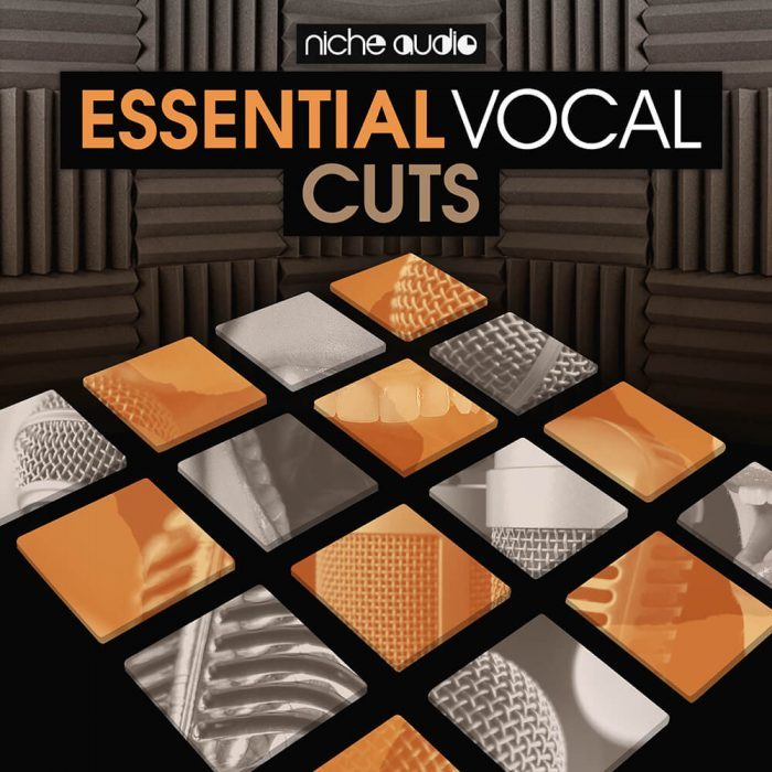 Niche Audio Essential Vocal Cuts