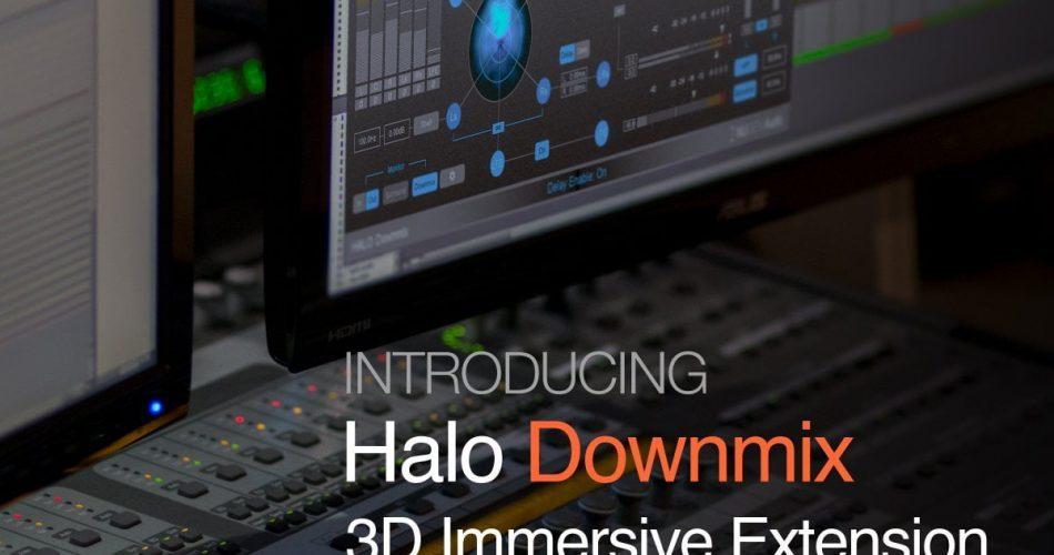 Nugen Audio Halo Downmix 3D Immersive Extension