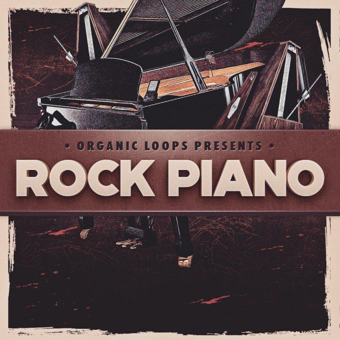Organic Loops Rock Pianos