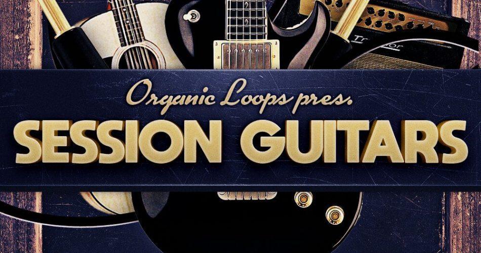 Organic Loops Session Guitars