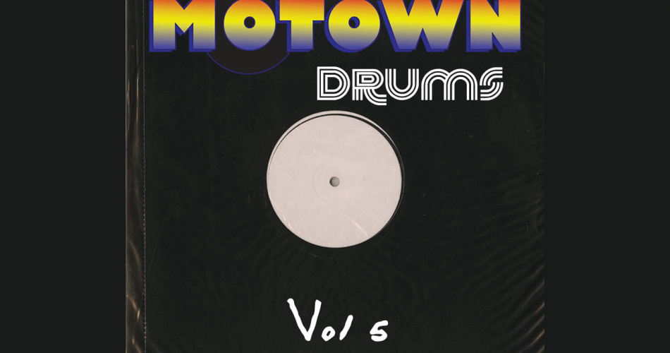 Past To Future Samples 60s Motown Drums vol 5 feat