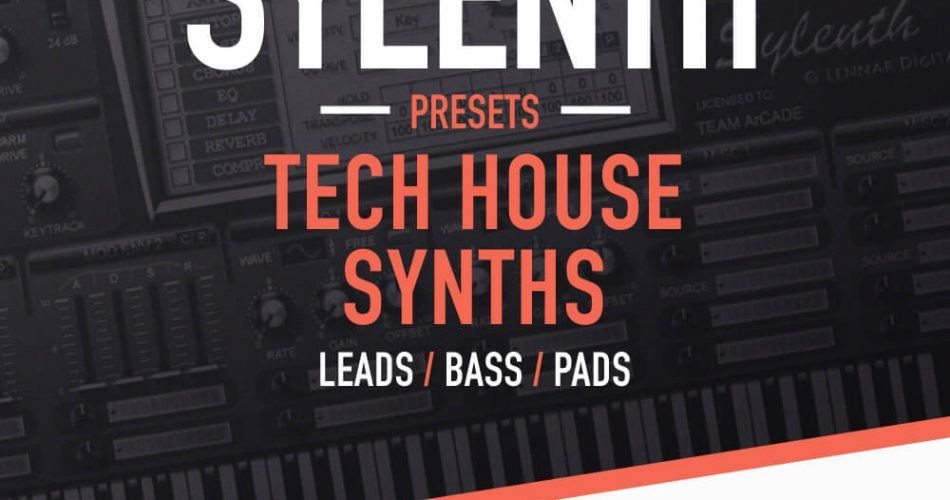 Patchworx Sylenth Tech House Synths