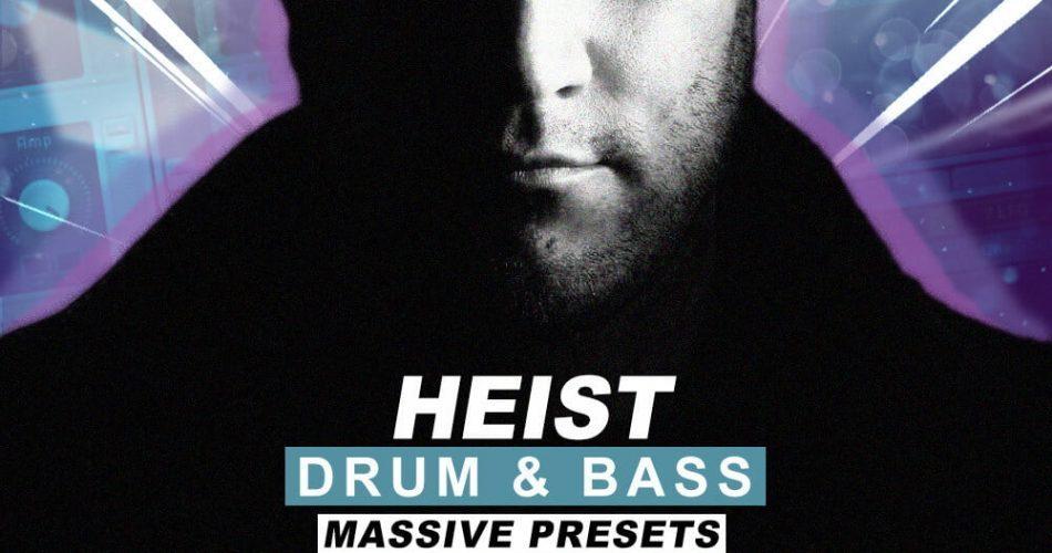 Prime Loops Heist D&B Massive Presets Vol 1