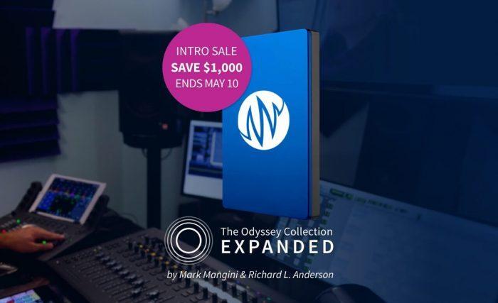 Pro Sound Effects Odyssey Expanded