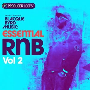 Producer Loops releases Blacque Byrd Music: Essential RnB 2