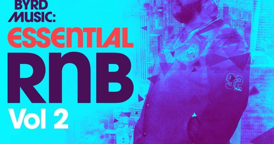 Producer Loops Blacque Byrd Music Essential RNB Vol 2