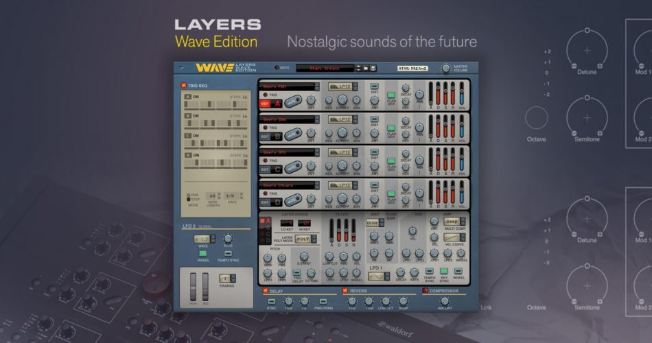Propellerhead Layers Wave Edition feat