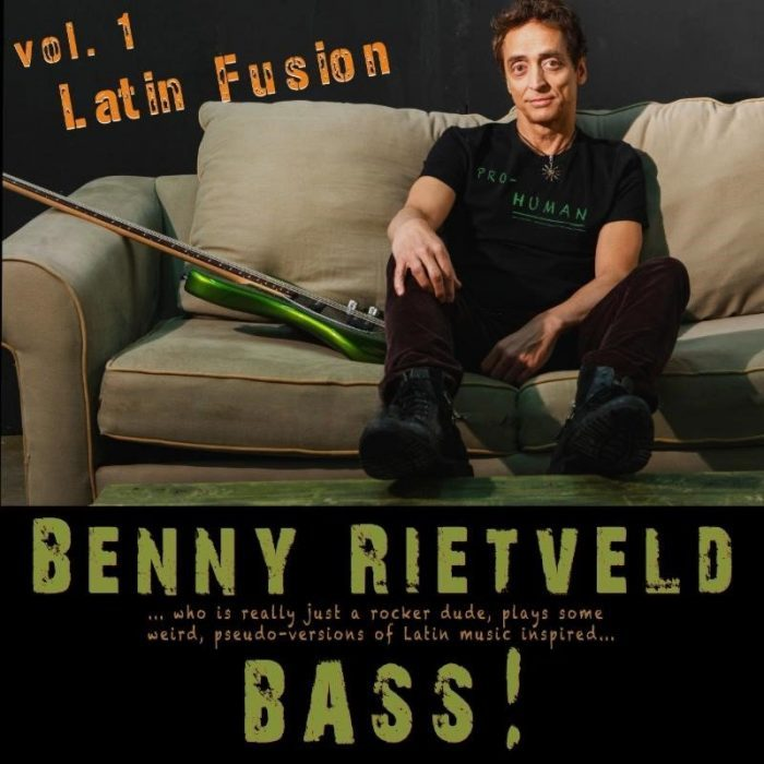 Q Up Arts Benny Rietveld Bass Vol 1