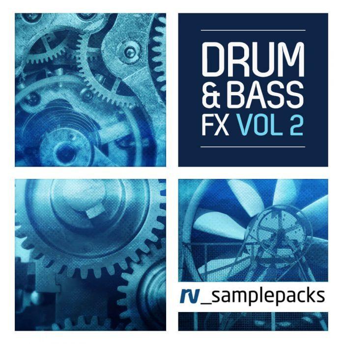 RV Samplepacks Drum & Bass FX 2