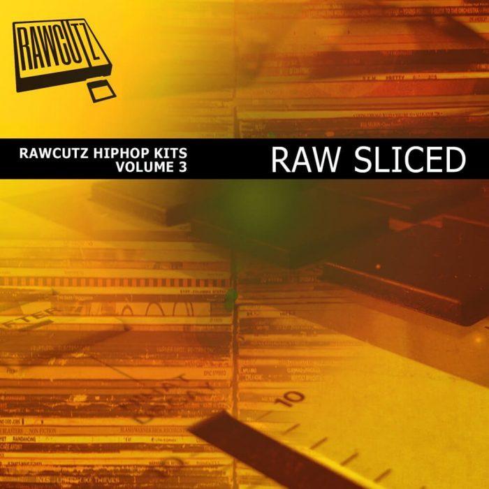 Raw Cutz Raw Sliced Hip Hop Kits Vol 3