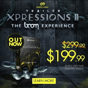 Sample Logic Trailer Xpressions II